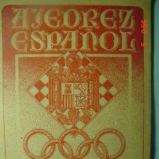 Coleccionismo de Revistas y Periódicos: 529 REVISTA AJEDREZ ESPAÑOL CHESS - ARTURITO POMAR Nº 48 AÑO 1945 - MAS EN MI TIENDA COSAS&CURIOSAS. Lote 9854279