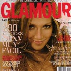Coleccionismo de Revistas y Periódicos: REVISTA GLAMOUR - ABRIL 2007 - JENNIFER LOPEZ. Lote 6886028
