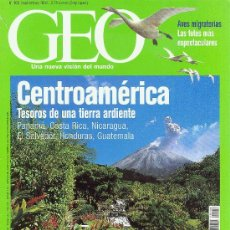 Coleccionismo de Revistas y Periódicos: REVISTA GEO Nº 188 - SEPTIEMBRE 2002. Lote 26936123
