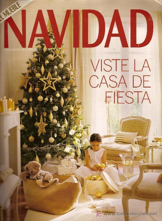 muebles y decoracin suplemento de la revista uel muebleu n especial navidad