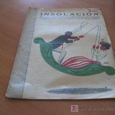 Coleccionismo de Revistas y Periódicos: NOVELAS Y CUENTOS.Nº889. EMILIA PARDO BAZAN (INSOLACION). Lote 11308781