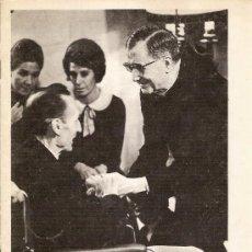 Coleccionismo de Revistas y Periódicos: JOSE MARÍA ESCRIVÁ DE BALAGUER, FUNDADOR DEL OPUS DEI. HOJA INFORMATIVA Nº 5. 1982.. Lote 16602157