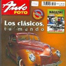 Coleccionismo de Revistas y Periódicos: 17-480. REVISTA AUTO FOTO. Nº 129. MAYO 2007. Lote 5798138