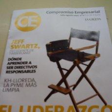 Coleccionismo de Revistas y Periódicos: REVISTA COMPROMISO EMPRESARIAL JULIO-AGOSTO 2007.. Lote 5909563