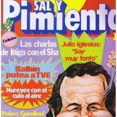 Coleccionismo de Revistas y Periódicos: SAL Y PIMIENTA - Nº 52. Lote 21873391