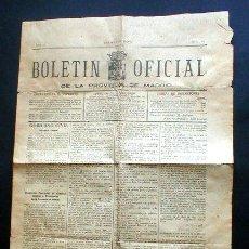 Coleccionismo de Revistas y Periódicos: BOLETIN OFICIAL DE LA PROVINCIA DE MADRID. 1947.. ENVIO GRATIS¡¡¡. Lote 6005495
