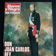 Coleccionismo de Revistas y Periódicos: REVISTA BLANCO Y NEGRO. NUMERO EXTRAORDINARIO DEL REY...ENVIO GRATIS¡¡¡. Lote 12388360