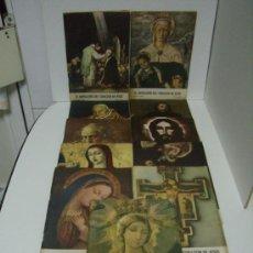 Coleccionismo de Revistas y Periódicos: 11 REVISTAS EL MENSAJERO DEL CORAZON DE JESUS AÑO COMPLETO 1959. Lote 19923540