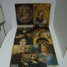 Coleccionismo de Revistas y Periódicos: 11 REVISTAS EL MENSAJERO DEL SAGRADO CORAZON ( AÑO COMPLETO 1961 ). Lote 19439155