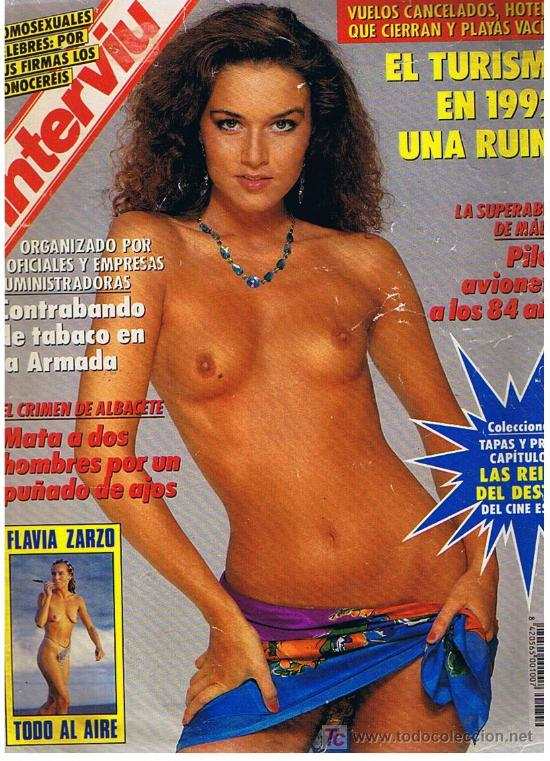 Interviu Año 1992 Nº 849 Ana Belen Semi Desn Sold Through Direct