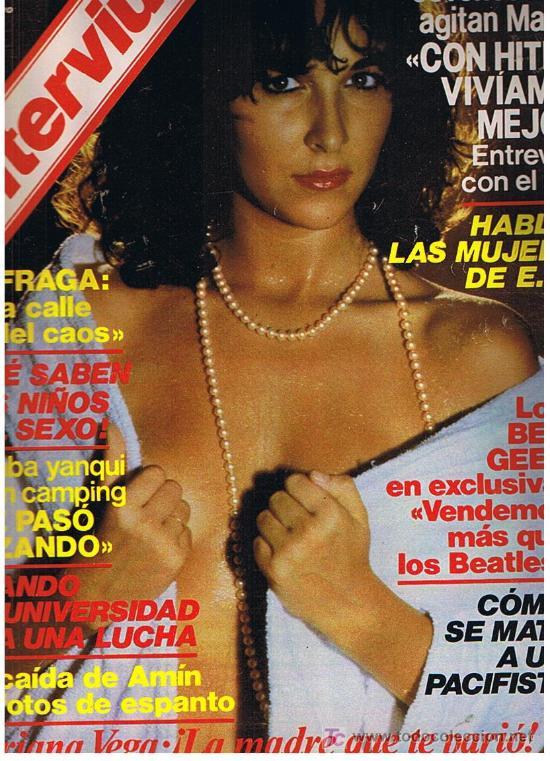 Interviu Año 1979 Nº 156 Adriana Vega De Sold Through Direct