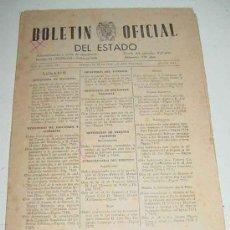 Colecionismo de Revistas e Jornais: ANTIGUO PERIODICO DEL BOLETIN OFICIAL DEL ESTADO - 28 DE MAYO DE 1938 - PLENA GUERRA CIVIL - 16 PAG . Lote 6067621