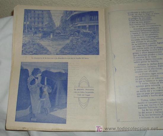 Coleccionismo de Revistas y Periódicos: INUNDACIÓN DE VALENCIA,14 OCTUBRE 1957 - Foto 5 - 23616048