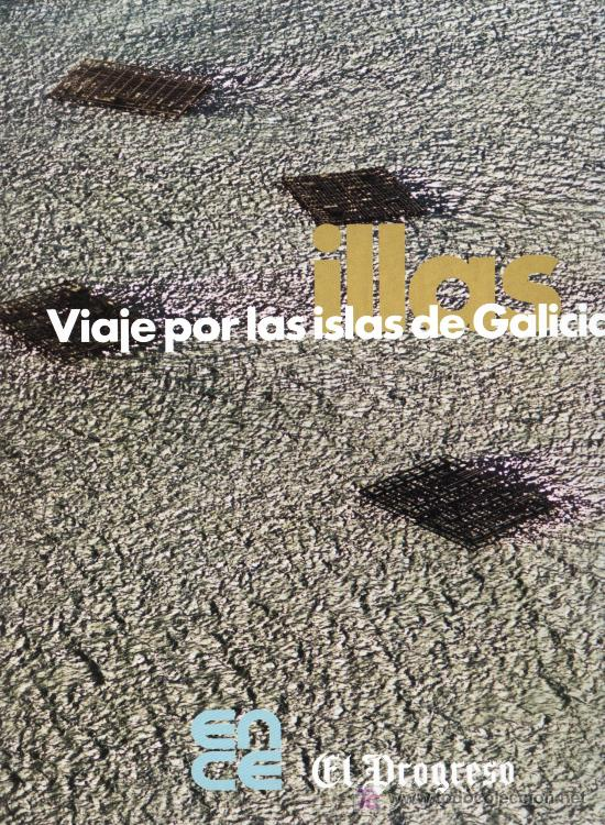 VIAJE POR LAS ISLAS DE GALICIA - 13 FASCÍCULOS Y TAPAS PARA ENCUADERNARLOS (Coleccionismo - Revistas y Periódicos Modernos (a partir de 1.940) - Otros)