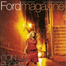 Coleccionismo de Revistas y Periódicos: 'FORD MAGAZINE'. OTOÑO 2007. . Lote 19901353