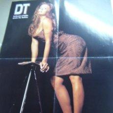 Coleccionismo de Revistas y Periódicos: POSTER DE CARMEN ELECTRA (REVISTA DT) AÑO 1998. Lote 7535196