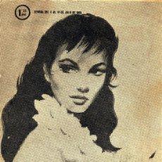 Coleccionismo de Revistas y Periódicos: MARISOL Nº75 (EL SEMANARIO DE LA MUJER), 1955. Lote 16721941