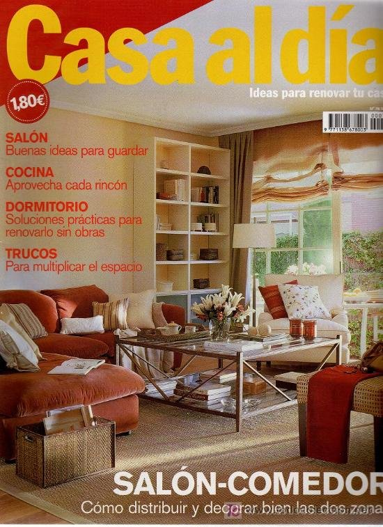 Cosas de casa revista affordable cosas de casa octubre for Cosas de casa online