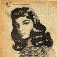 Coleccionismo de Revistas y Periódicos: MARISOL Nº87 (EL SEMANARIO DE LA MUJER), 1955. Lote 7665788