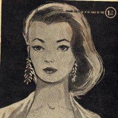 Coleccionismo de Revistas y Periódicos: MARISOL Nº72(EL SEMANARIO DE LA MUJER).AÑO 1955. Lote 7702317