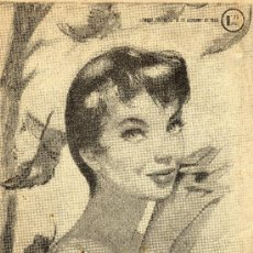 Coleccionismo de Revistas y Periódicos: MARISOL Nº89 (EL SEMANARIO DE LA MUJER),1955. Lote 7702567