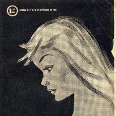 Coleccionismo de Revistas y Periódicos: MARISOL Nº84 (EL SEMANARIO DE LA MUJER), 1955. Lote 7727315