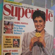 Coleccionismo de Revistas y Periódicos: SUPERTELE Nº 114 1994. Lote 7778075