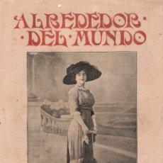 Coleccionismo de Revistas y Periódicos: MLLE DUSSANE , DE LA COMEDIA FRANCESA – 1911. Lote 18103507
