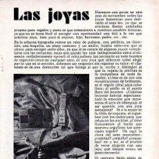 Coleccionismo de Revistas y Periódicos: ANTIGUA PUBLICIDAD DE FUSET Y GRAU - JOYEROS. Lote 7932081