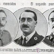 Coleccionismo de Revistas y Periódicos: FRANCO 1924 TENIENTE CORONEL RETAL REVISTA. Lote 8028000
