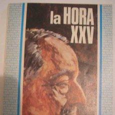 Coleccionismo de Revistas y Periódicos: HORA XXV Nº 184. Lote 24078488