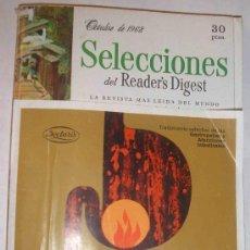 Coleccionismo de Revistas y Periódicos: SELECCIONES DEL READER'S DIGEST OCT 68. Lote 8246084