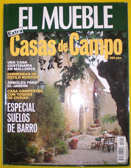 Revista el mueble extra casas de campo 130 p comprar - El mueble casas de campo ...
