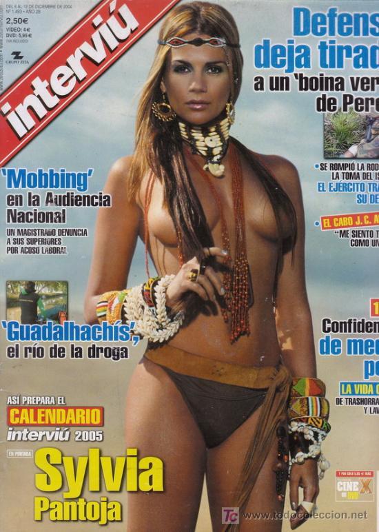 Interviu Nº 1493 Silvia Pantoja Santiago Segu Vendido En Venta