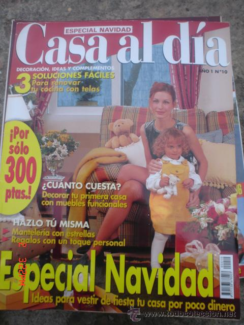 Revista casa al dia decoracion ideas y coplem comprar for Casa al dia decoracion
