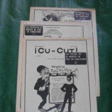 Coleccionismo de Revistas y Periódicos: LAS FIESTAS DE LA MERCED DE 1902 EN CARICATURA - DOCUMENTOS DIARIO DE BARCELONA 1973. Lote 25952198