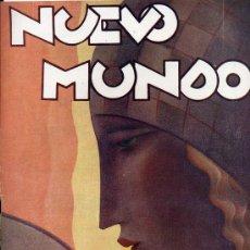 Coleccionismo de Revistas y Periódicos: PERFIL 1930 HOJA REVISTA. Lote 8475065