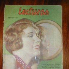 Coleccionismo de Revistas y Periódicos: LECTURAS. Lote 27060153