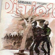 Coleccionismo de Revistas y Periódicos: SEMANAL DE DIARIO 16. Lote 8647207