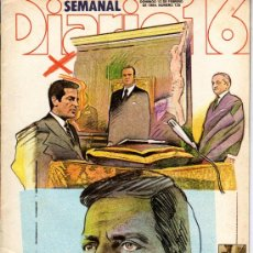 Coleccionismo de Revistas y Periódicos: SEMANAL DE DIARIO 16. Lote 8647330