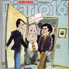 Coleccionismo de Revistas y Periódicos: SEMANAL DE DIARIO 16. Lote 8647484