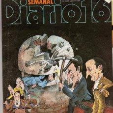 Coleccionismo de Revistas y Periódicos: SEMANAL DE DIARIO 16. Lote 8647532