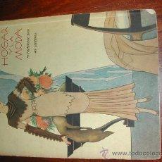 Coleccionismo de Revistas y Periódicos: EL HOGAR Y LA MODA DE DICIEMBRE 1.931. Lote 27377927