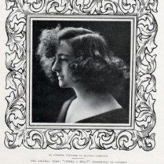 Coleccionismo de Revistas y Periódicos: GALICIA 1922 UNA GALLEGA HOJA REVISTA. Lote 8748184