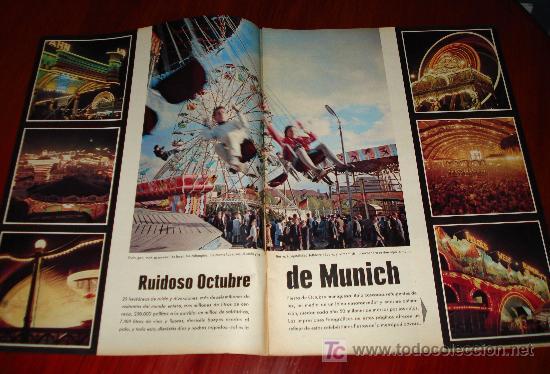 Coleccionismo de Revistas y Periódicos: REVISTA SCALA INTERNACIONAL- EDICION ESPAÑOLA - Nº10 OCTUBRE 1961 - AKIKO - Foto 3 - 8898758