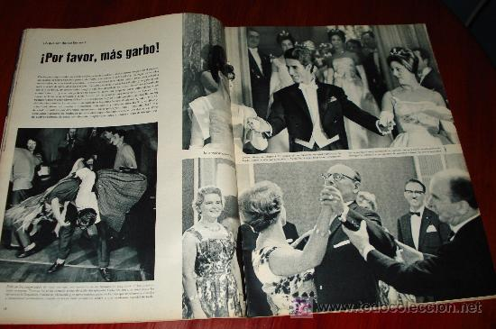 Coleccionismo de Revistas y Periódicos: REVISTA SCALA INTERNACIONAL- EDICION ESPAÑOLA - Nº10 OCTUBRE 1961 - AKIKO - Foto 6 - 8898758