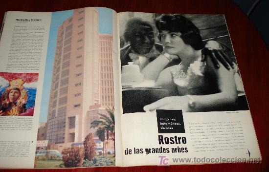 Coleccionismo de Revistas y Periódicos: REVISTA SCALA INTERNACIONAL- EDICION ESPAÑOLA - Nº10 OCTUBRE 1961 - AKIKO - Foto 7 - 8898758