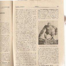 Coleccionismo de Revistas y Periódicos: REVISTA IBERICA 146.AÑO 1948.EL GORILA.. Lote 9079816