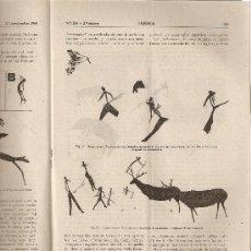 Coleccionismo de Revistas y Periódicos: REVISTA IBERICA 148.AÑO 1948.TAMUDA.ALARCON.COVA DE ROSSEGADORS.. Lote 9080518