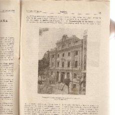Coleccionismo de Revistas y Periódicos: REVISTA IBERICA 122.AÑO1947.MAPA GEOLOGICO DE ESPAÑA. . Lote 9111450